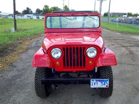 Willys Jeep Cj5 For Sale 1959 Willys Cj5 For Sale 1821878 Hemmings Motor News