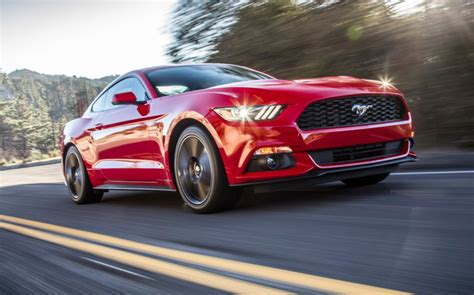 drive review ford mustang 2015