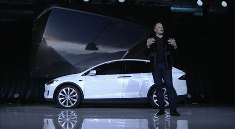 Tesla Model X Orders Elon Musk Cancels Customer S Tesla Model X Order For Being