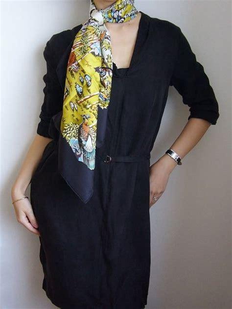 Hermes Scraf Dress 17 best images about how to wear hermes scarves on