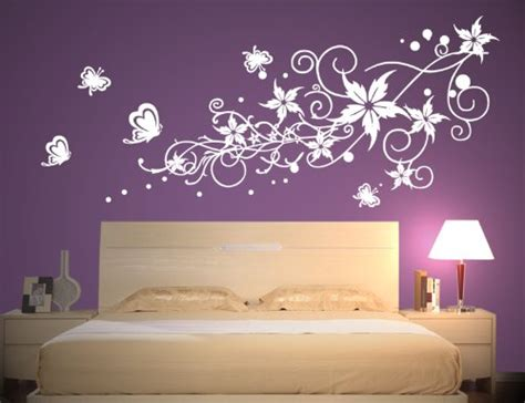 Amazon Wall Sticker wandaufkleber schlafzimmer g 252 nstige wandsticker