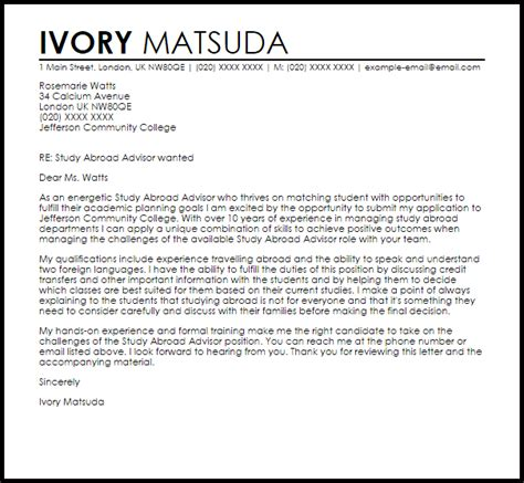 faculty adviser sample resume free booklet template word