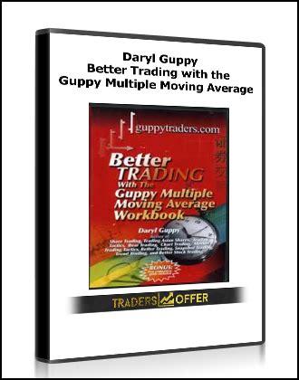Daryl Guppy Tren Trading Daryl Guppy daryl guppy better trading with the guppy