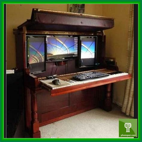 Piano Computer Desk 17 Best Images About Computer Workstations On Compartments Lazyboy