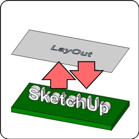 utiliser layout sketchup formation sketchup parler en 3d 192 quelle phase utiliser
