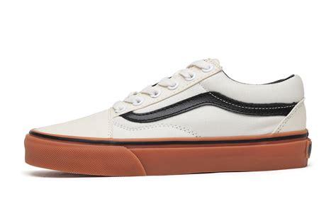 Vans Skool Black White Dt original vans classic skool x white black white dt