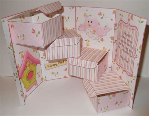 how to make a box from a card paper creator s crafts keepsake box card sets
