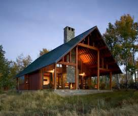 colorado home plans working ranch designed in natural style digsdigs