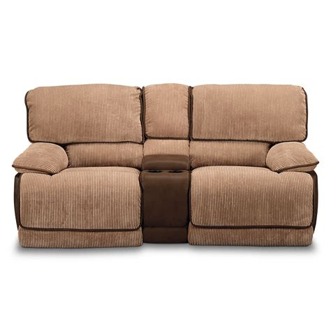 Laguna Gliding Reclining Loveseat Value City Furniture