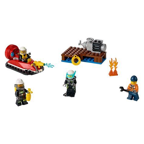 Lego City 60106 Starter Set lego city feuerwehr starter set 60106 babyjoe ch