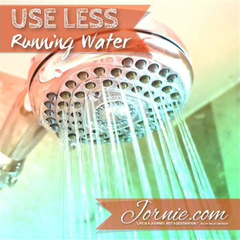 use less water extreme saving or how we do it with 3 kids jornie com