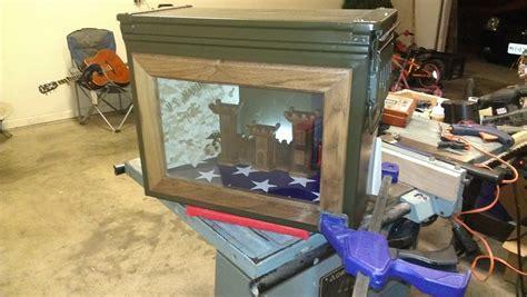 ammo shadow box woodtakers lumberjockscom
