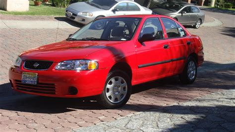 red nissan 2001 nissan sentra red jalisco plates uag medical
