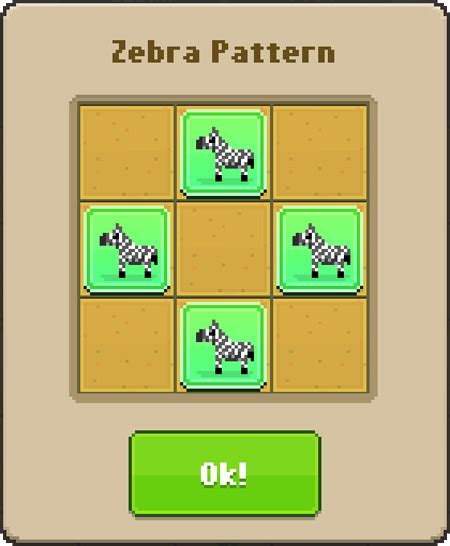 Zebra Pattern Disco Zoo | disco zoo a fun game