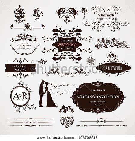 Wedding Vector Free by Free Vector Wedding Icons And Symbols 123freevectors