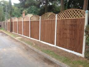 Trellis As A Fence Ellis Timber Ltd Decorative Fencing Panels Ellis