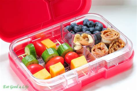 Simple Lunch Box lunchbox recipes