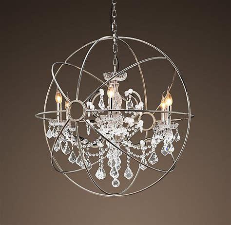Chandelier Inspiring Sphere Chandelier With Crystals Sphere Chandelier With Crystals