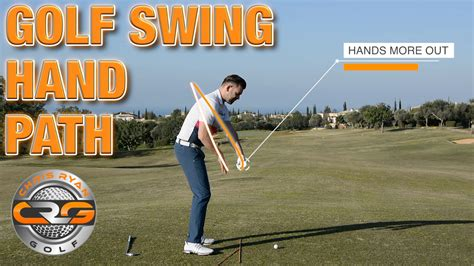 take hands out of golf swing golf swing what is hand path youtube