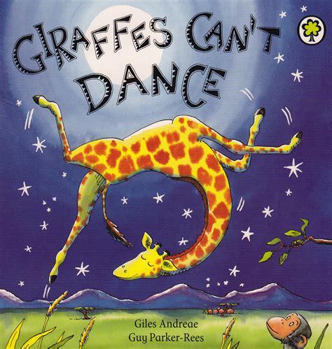 libro giraffes cant dance giraffes can t dance