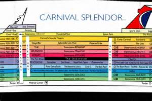Carnival Paradise Floor Plan carnival paradise elation dining room carnival cruise