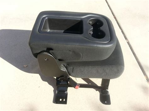 center console seat for chevy silverado sell gmc chevy silverado jump seat center console