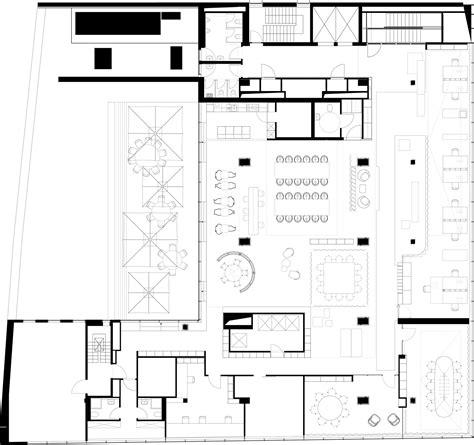parts of a floor plan gallery of headquarters schlaich bergermann und partner