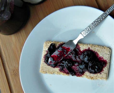 Jam Barbel jyoti s pages blueberry jam