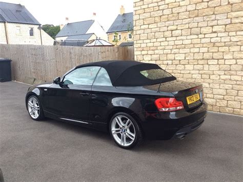 Bmw 1er Cabrio by New Bmw 1 Series Convertible Auto Express