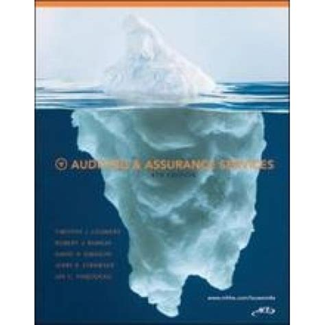 Auditing And Assurance Services auditing and assurance services louwers 4th edition
