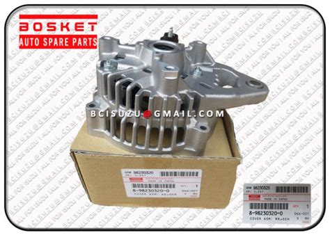 diesel engine parts 8982303200 isuzu nkr55 4jb1 rear