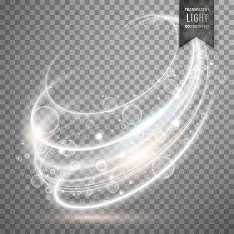 lights transparent transparent light effect background vector free