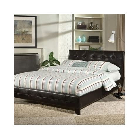 King Size Futon Set by Platform Bed King Size Frame Headboard Set Upholstered