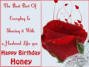 a husband like you happy birthday honey wishes message image picsmine