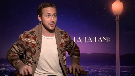 emma stone ryan gosling interview ryan gosling interview for la la land quot we have to