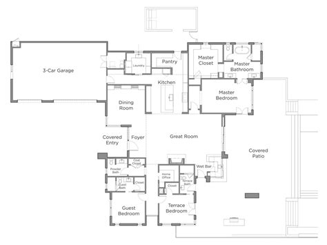 Discover The Floor Plan For Hgtv Smart Home 2017 Hgtv Smart Home Design Plans
