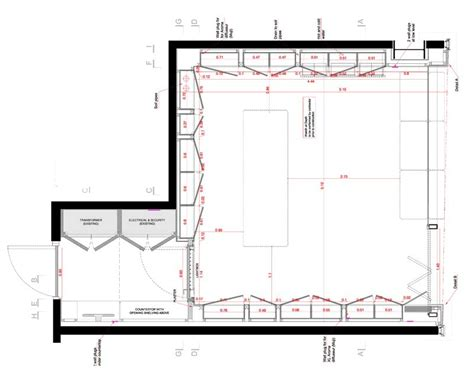 jewelry shop floor plan tolila gilliland converts jewellery shop into felt lined aesop store design news from all