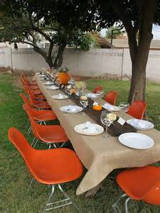 thanksgiving outdoor decorating ideas 30 outdoor thanksgiving dinner d 233 cor ideas