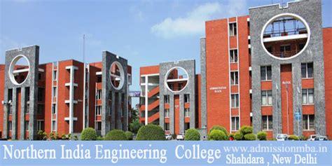 Mba Delhi College Of Engineering by Niec Delhi Northern India Engineering College Niec Mba