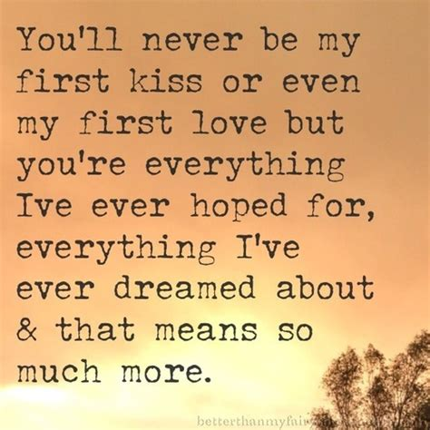 will you be my meaning forever quotes image quotes at hippoquotes