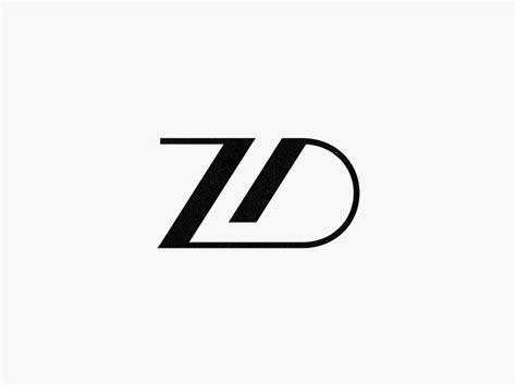 design zd z d monogram by jos 233 dribbble