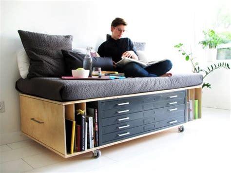 Sofa Yang Bisa Jadi Tempat Tidur 6 tips menyelami selera desain ruangan pria arsitag