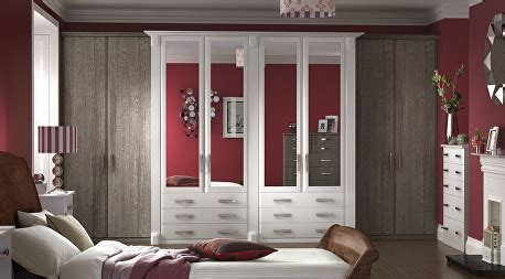 Supply Only Fitted Wardrobes by Refresh Interiors Supply Only Diy Fitted Home Office Bedroom Furniture