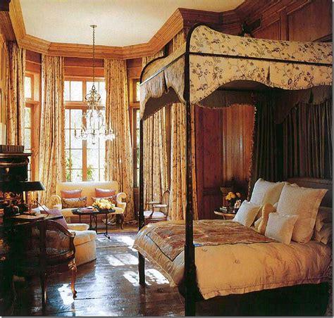altmodisches schlafzimmer cote de tarlow