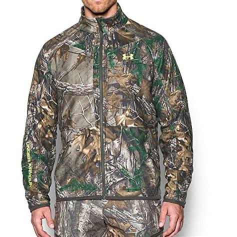 Jaket Ua Importt armour s coldgear infrared scent rut jacket import it all