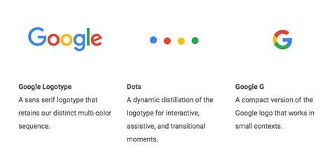 google design elements google re branding a case study in strategic innovation