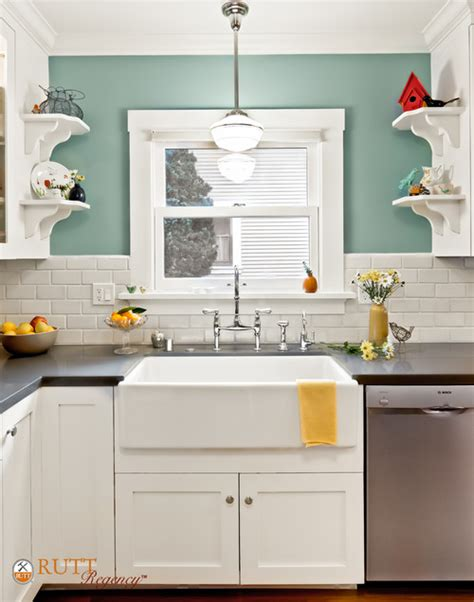 the pendant light above the kitchen sink is could