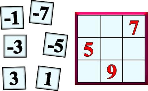 juegos cuadrados cuadrados m 193 gicos retos matem 193 ticos