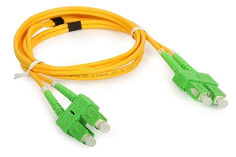 Patchcord Fiber Optic sc fiber optical patch cord