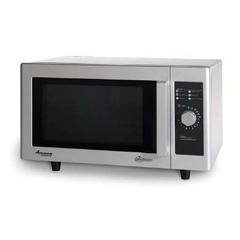 Microwave Oven Low Watt buy amana rms10ds low volume commercial microwave 1000